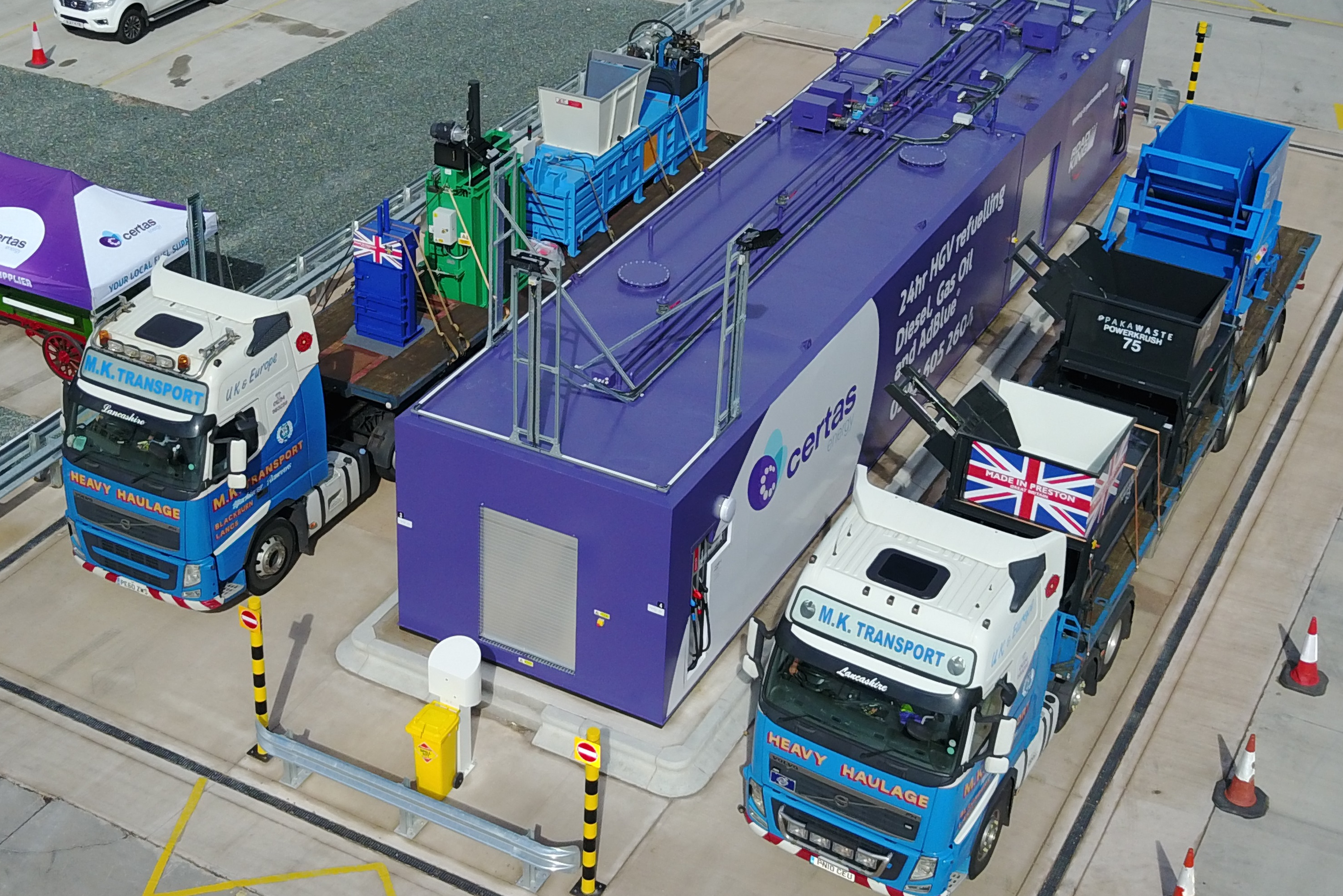 Certas Energy Refuelling cropped